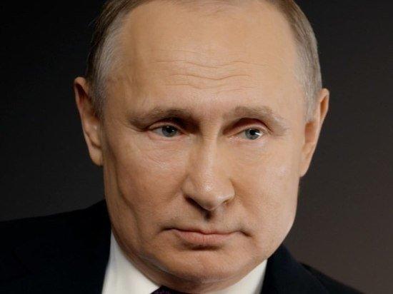 Путин дал оценку работе московских властей в пандемию