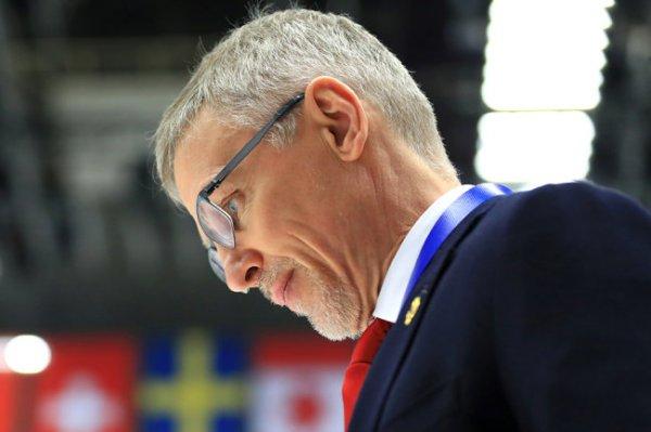 Ларионов прокомментировал поражение в матче за бронзу на МЧМ по хоккею