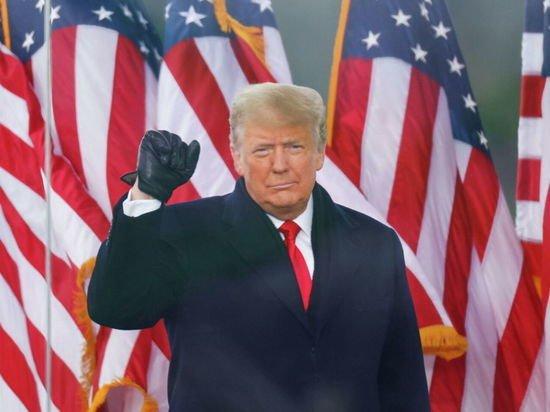 Российский политолог предрек раскол американского общества