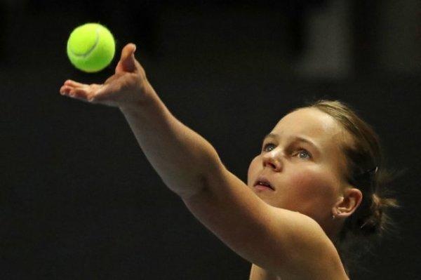 Кудерметова с победы стартовала на турнире в Абу-Даби