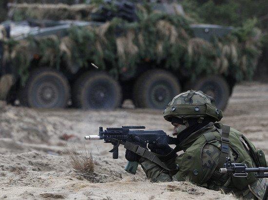 Аналитик вычислил план атаки НАТО на Россию
