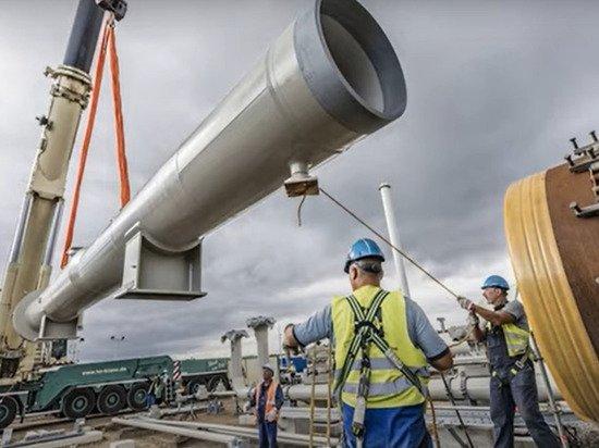 Швеция испугалась газовой войны с Россией при Байдене