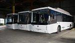 В ООО «Газпром трансгаз Сургут» поступил новый автотранспорт на газомоторном топливе