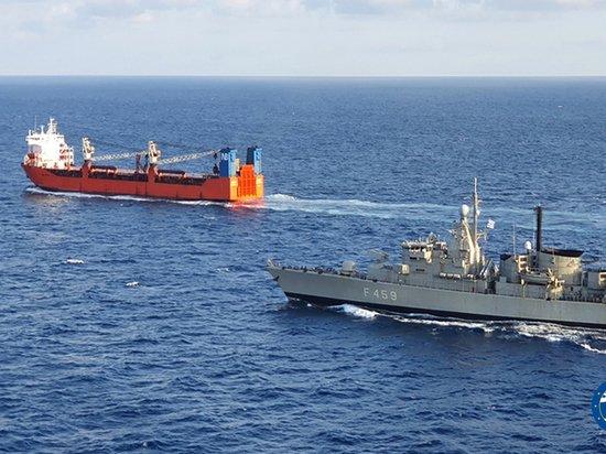 СМИ: спецназ НАТО высадился на российском корабле в Средиземном море