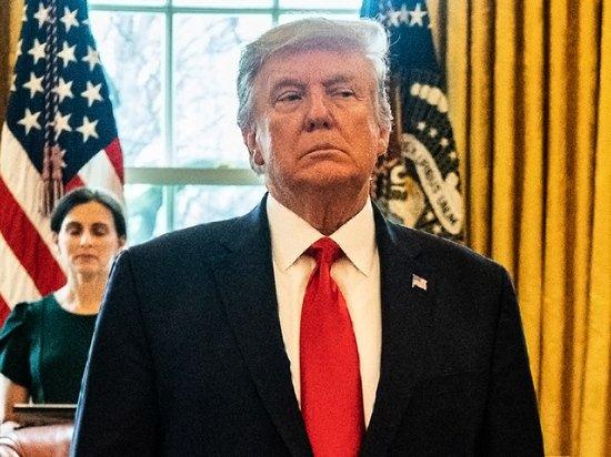 Названы лучший и худший сценарий для Трампа по импичменту