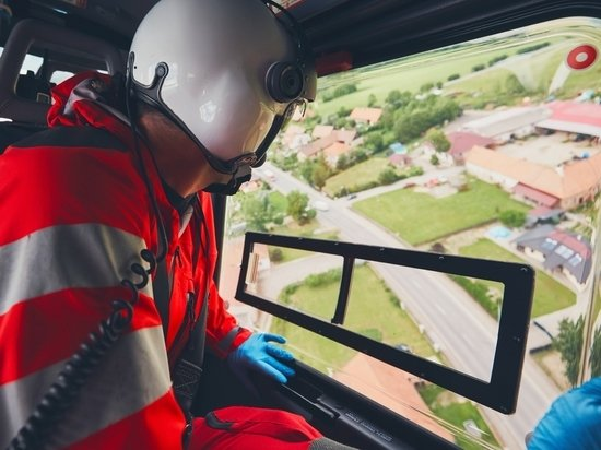 Новый вертолет санавиации появился в арктическом районе Чукотки