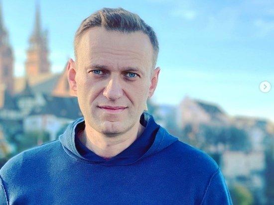 ФСИН прокомментировала передачу материалов о Навальном в суд