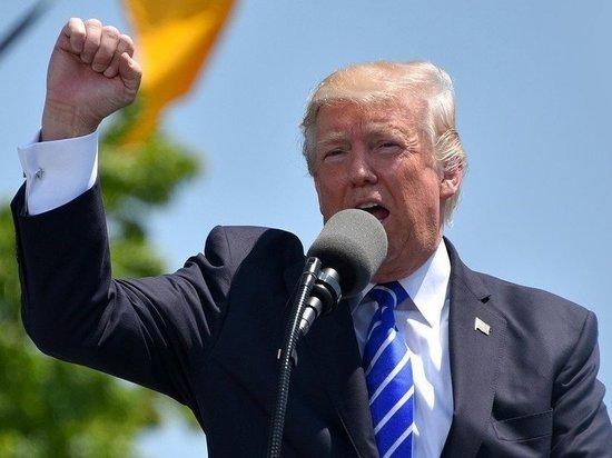 Трамп поручил свести к минимуму закупки китайских товаров
