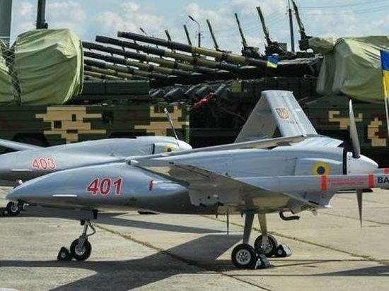 Бывший ополченец оценил планы Киева ударить по Донбассу беспилотниками