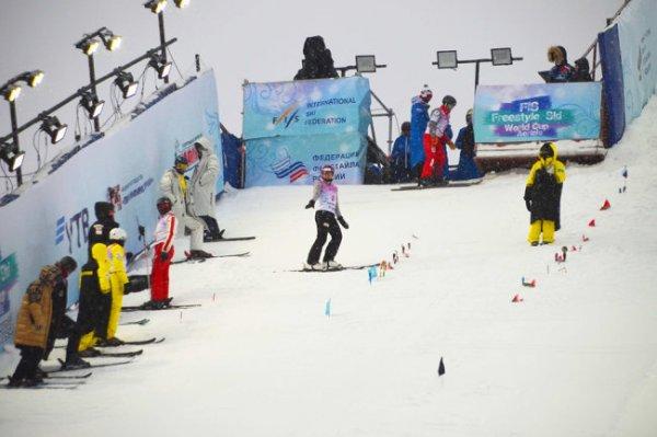 Под Ярославлем открылся этап Кубка мира по фристайлу