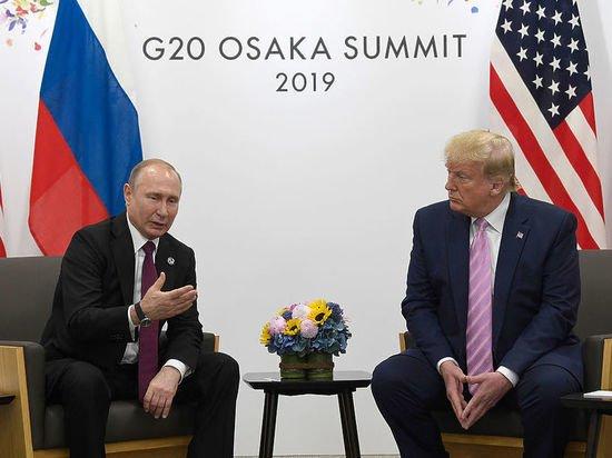 Раскрылось, куда делись записи переводчика Трампа после встречи с Путиным