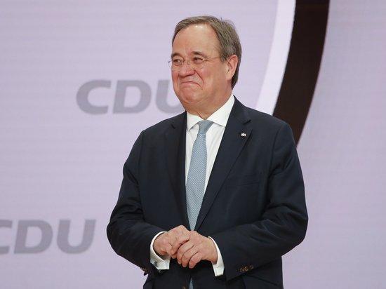 Сменщиком Меркель выбрали Армина Лашета: «понимает Россию»
