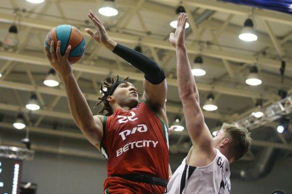 Баскетболисты Краснодара победили нижегородцев на выезде