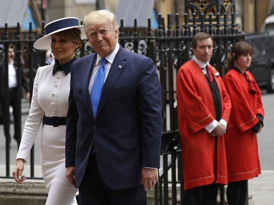 Трамп собрался помиловать примерно 100 человек перед инаугурацией Байдена