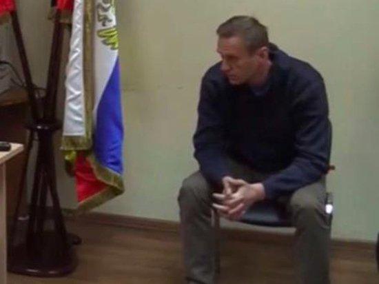 Навальный шесть раз не явился на регистрацию