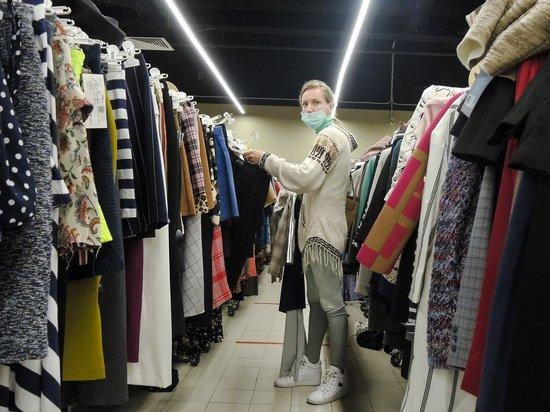 В России рухнул рынок одежды