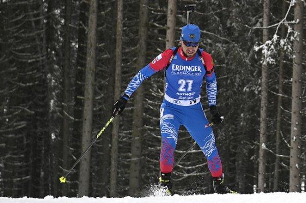 Логинов не сдержал слез после победы на этапе Кубка мира в Италии