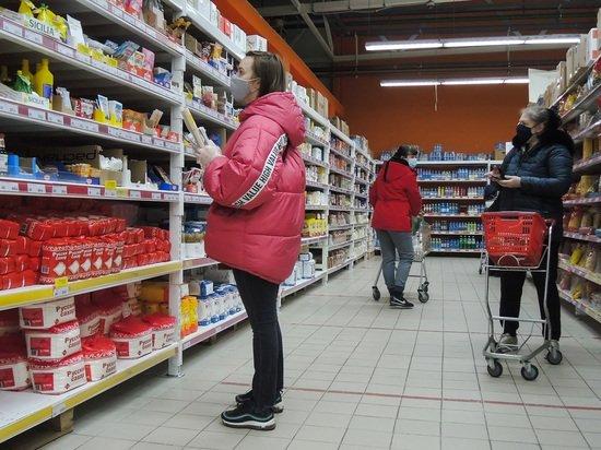 В России начали готовить планы по росту цен на продукты