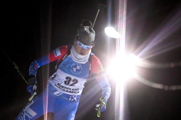 Лариса Куклина стала третьей в индивидуальной гонке на чемпионате Европы