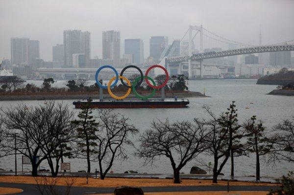 Более половины японских компаний выступили за проведение Олимпиады