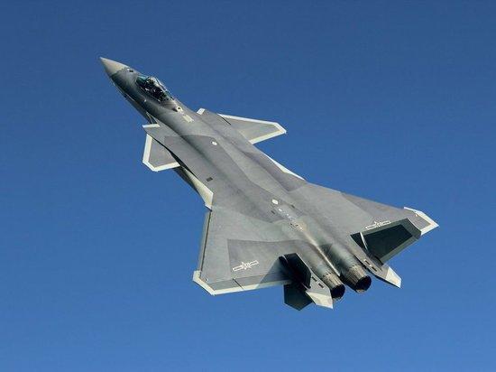 В командовании ВС США ответили на имитацию атаки ВВС КНР на американские авианосцы