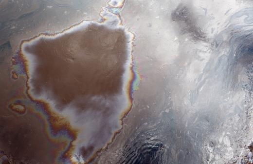 В РФ вступил в силу закон о предотвращении нефтеразливов