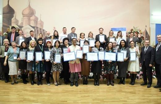 Кириенко поздравил участников «Большая перемена» с Новым годом