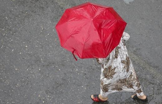 Синоптики не исключили вероятность ледяного дождя 1 января