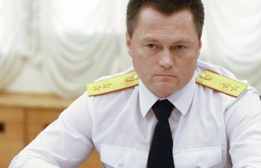 Глава столичного ГИБДД Дроганов был снят с должности по выслуге лет