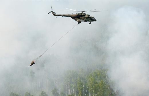 Власти назвали поджоги возможной причиной природных пожаров в Сочи