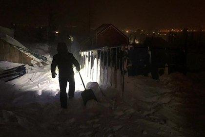 На месте схода лавины в Красноярском крае нашли еще одного человека