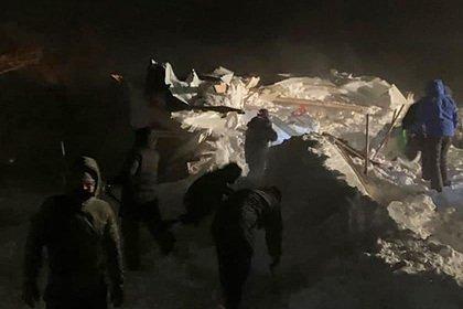 Стало известно об угрозе повторного схода лавины в Норильске