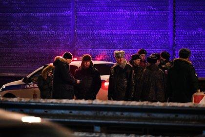 Попавшие в аварию под Москвой военные оказались водителями Генштаба