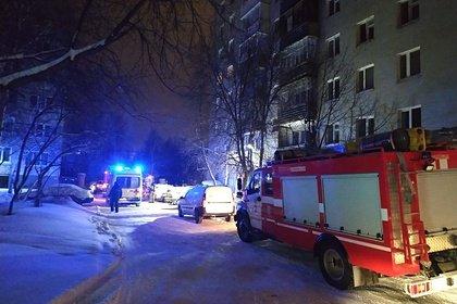 Просившая о помощи в Twitter во время пожара жительница Екатеринбурга погибла