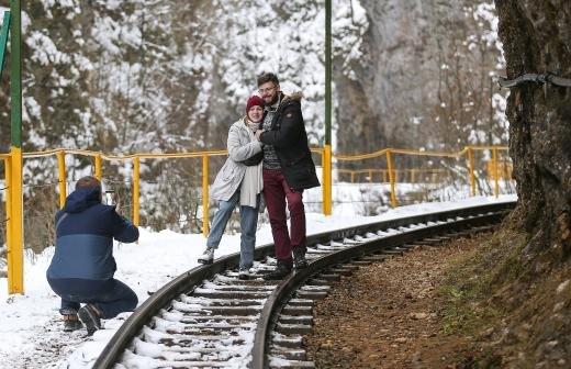 Около 10 млн россиян съездили на отдых по стране в новогодние праздники