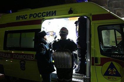 При обрушении шахты в российском городе погибли два человека
