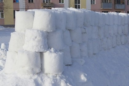 В российском регионе на школьников обрушилась бетонная плита