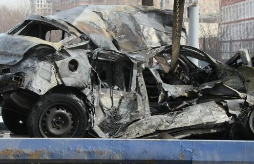 В Самарской области объявили 31 января днем траура по погибшим в ДТП