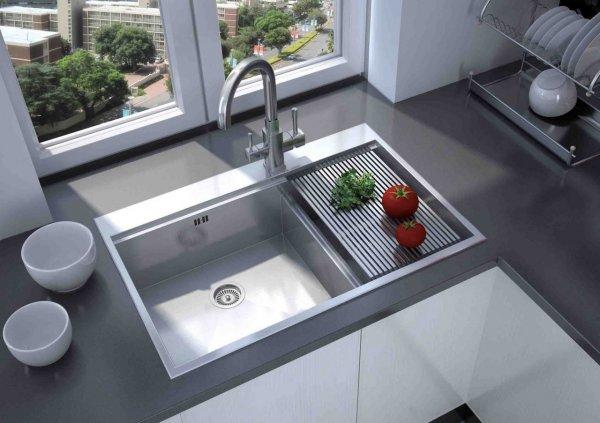Кухонные мойки Zorg