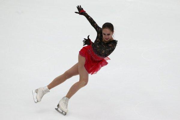 Фигуристка Загитова рассказала о своей роли на командном турнире