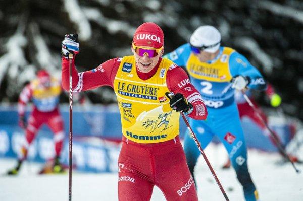 Большунов пропустит этап Кубка мира в Швеции