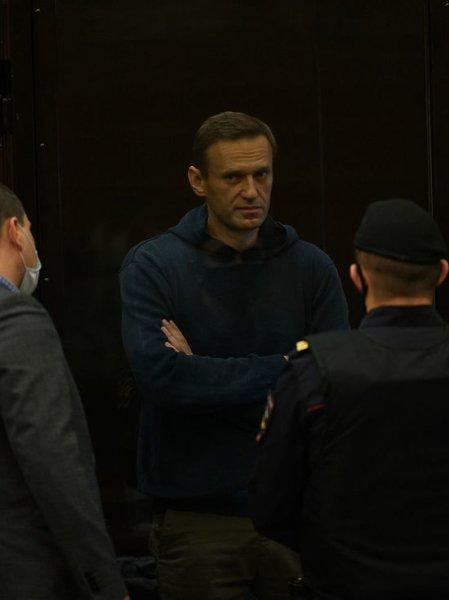 Навального могут этапировать в одну из колоний Центрального федерального округа
