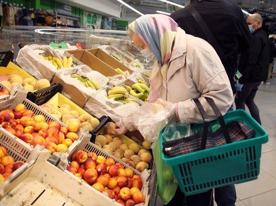 Минпромторг предложил раздавать россиянам деньги на еду