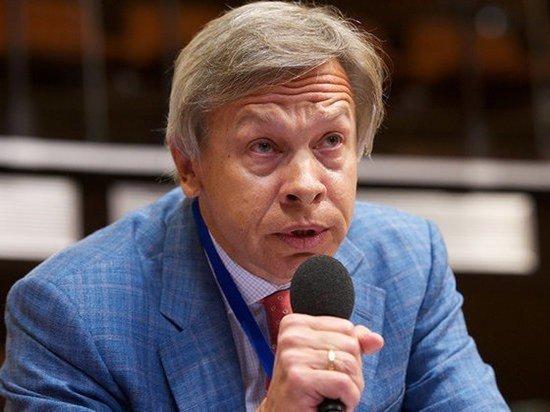 Пушков уличил украинских националистов в желании начать войну с РФ