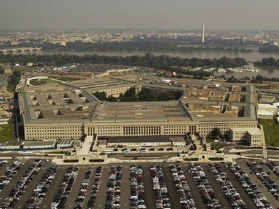 Пентагон собрался провести обзор расположения военных США за рубежом