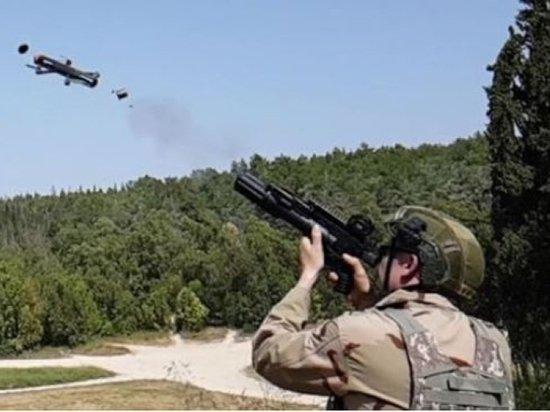 Израиль представил «карманный» беспилотник для разгона митингов