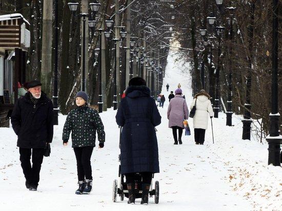 В Москве впервые за 28 лет зафиксировано масштабное сокращение населения