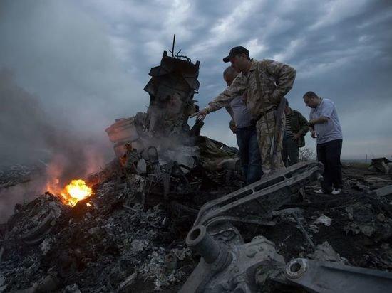 Нидерланды отказались расследовать причастность Украины к крушению «Боинга» в Донбассе