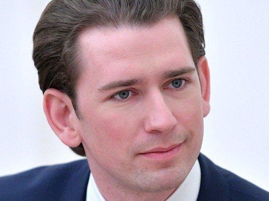 Канцлер Австрии выразил готовность привиться российской или китайской вакциной