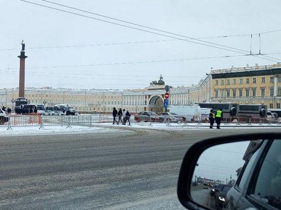 Ветеран внутренних войск объяснил непонятные перекрытия в Санкт-Петербурге: тренировка